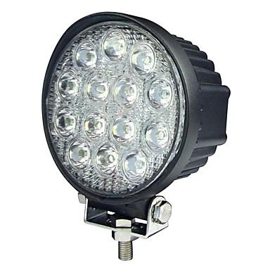 Araba Ampul 42W Yüksek Performanslı LED Çalışma Işığı