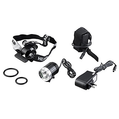 Headlamps Headlight LED Cree XM-L T6 Cycling Rechargeable 18650 3600 Lumens Battery Camping/Hiking/Caving