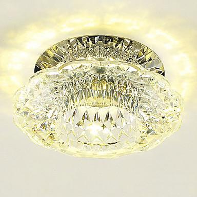 LightMyself™ Uppoasennus Alavalot Kristalli, Minityyli, LED 110-120V / 220-240V Lämmin valkoinen / Kylmä valkoinen / Integroitu LED