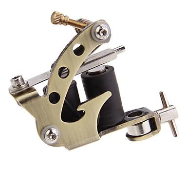 Bobin Dövme Makinesi Astar ve Gölgelendirici ile 8-10 V Dokme Demir Profesyonel / Yüksek kalite, formaldehit içermez