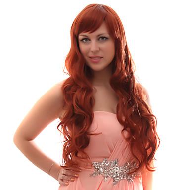 Păr Sintetic perucile Ondulat Caruciorul Peruca Halloween Wig Zilnic