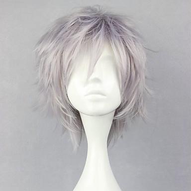 Περούκες για Στολές Ηρώων Final Fantasy Hope Estheim Anime/ Βιντεοπαιχνίδια Περούκες για Στολές Ηρώων 32 CM Ίνα Ανθεκτική στη Ζέστη