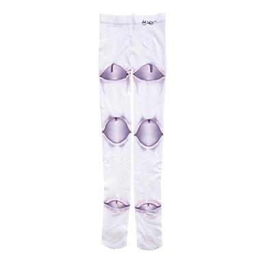 Çoraplar Gotik Lolita Lolita Lolita Kadın's Lolita Aksesuarları Desen Uzun Çorap Kadife