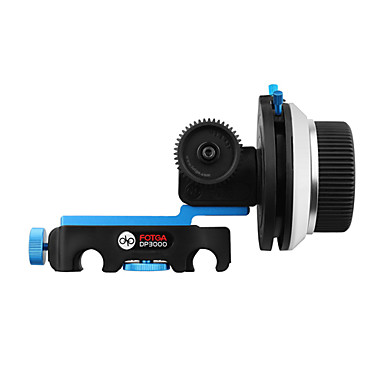 FOTGA® DP3000 QR Follow Focus A/B Hard Stop F DSLR 5D II III 7D D90 Gear Optional