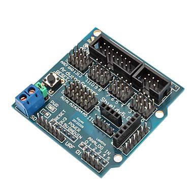 uyumlu (Arduino için) sensörü kalkan v5.0 sensörü genişleme kartı
