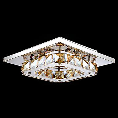 UMEI™ Takplafond Omgivelseslys galvanisert Metall LED 90-240V LED lyskilde inkludert / Integrert LED