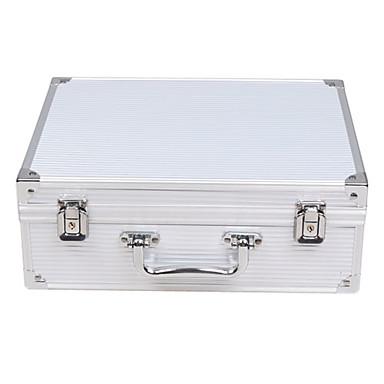 kongre carry seyahat büyük boyutlu beyaz alüminyum dövme seti davayı dragonhawk®