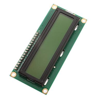(Arduino için) IIC / i2c seri lcd 1602 modül ekran (arduino) panoları için (resmi ile çalışır)