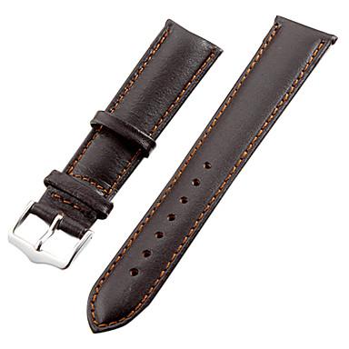 Uhrenarmbänder Leder Uhren Zubehör 0.006 Gute Qualität