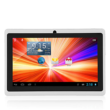 7 inch Android Tablet (Android 4.4 1024*600 Quadcore 512MB RAM 8GB ROM)