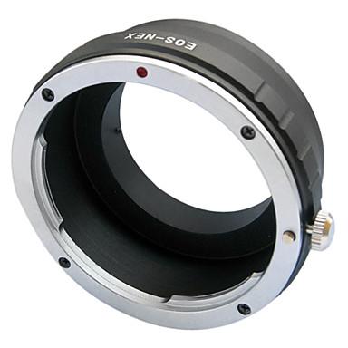 EMOLUX Canon EF EF-S Lens la SONY NEX-5 NEX-3 Pro NEX-VG10 E Adaptor Mount