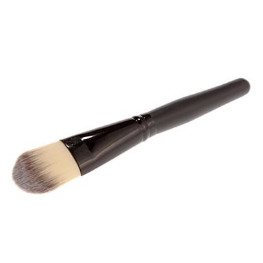 1pcs Makeupborstar Professionell Foundationborste Syntetiskt Hår Liten Borste