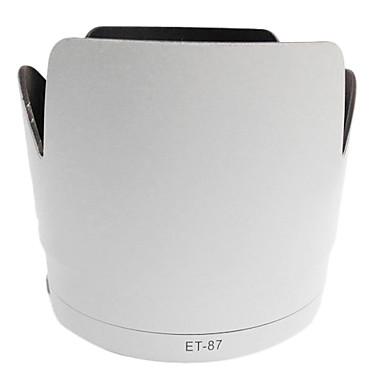 ET-87 Petal Parasolar pentru Canon 70-200mm f/2.8L IS II USM alb