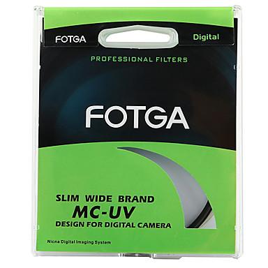 fotga® 49mm ultra slim PRO4 mc multi-filmate uv ultra-violete filtru de lentile de protecție
