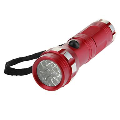 Osvětlení LED svítilny / Svítilny do ruky LED 110 Lumenů 1 Režim Lampička 5 mm AAA Každodenní použití Hliníkové slitiny