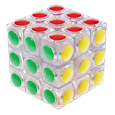 Zauberwürfel 3*3*3 Glatte Geschwindigkeits-Würfel Magische Würfel Puzzle-Würfel Profi Level Geschwindigkeit Klassisch & Zeitlos Kinder Erwachsene Spielzeuge Jungen Mädchen Geschenk
