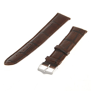 Řemínky k hodinkám Kožené Příslušenství k hodinkám 0.007 Vysoká kvalita
