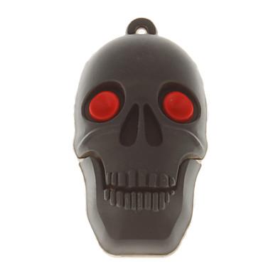 4G Skull Shaped USB Flash Drive