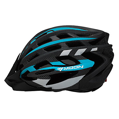 MOON Adults Bike Helmet 31 Vents Impact Resistant, Removable Visor EPS, PC Road Cycling / Recreational Cycling / Cycling / Bike