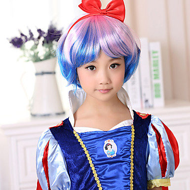 Synthetic Wig Classic High Quality Women's Children's Synthetic Hair