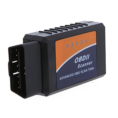 ELM327 OBDII V1.5 CAN-BUS Bluetooth Diagnoseschnittstellen-Scanner
