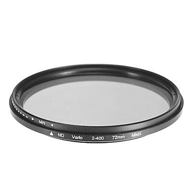 Drejelig ND Filter til kamera (72mm)