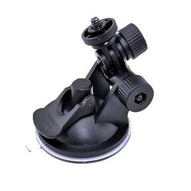 Suction Cup Mount / Holder For Action Camera Gopro 5 Gopro 4 Silver Gopro 4 Gopro 4 Black Gopro 4 Session Gopro 3/2/1 PVC