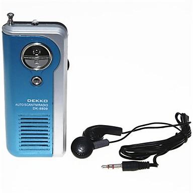 Trådløs Trådløs højttaler Bærbar Udendørs Support FM 45-20000