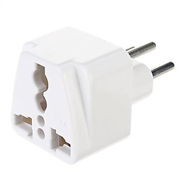 Switzerland Universal AC Adapter (White)