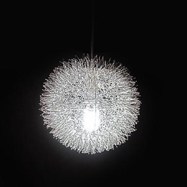 Max 60W Modern/Contemporary / Globe Metal Pendant Lights