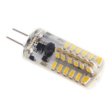 150-170 lm G4 LED Spot Lampen 48 Leds SMD 3014 Warmes Weiß DC 12V