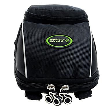 FJQXZ Fahrradtasche Fahrradlenkertasche Wasserdicht Rasche Trocknung tragbar Stoßfest Tasche für das Rad 600D Polyester Nylon