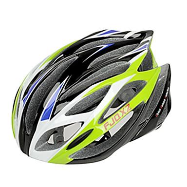 FJQXZ Bike Helmet 21 Ventiler Cykling Halv Skald Sport PC EPS Vej Cykling Cykling / Cykel