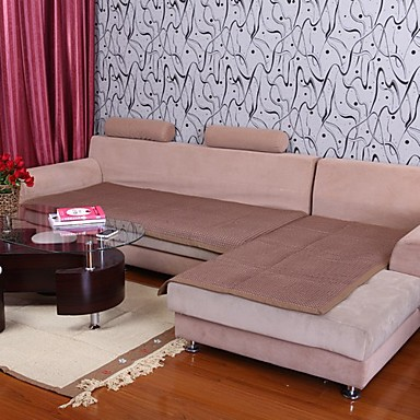 Elaine βαμβάκι kf ελέγχου μοτίβο bordure βάφλα μαξιλάρι του καναπέ 333564