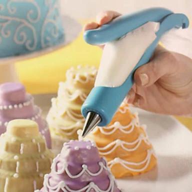 Dekorierwerkzeug Chocolate Obstkuchen Kuchen Edelstahl Kunststoff Umweltfreundlich Gute Qualität