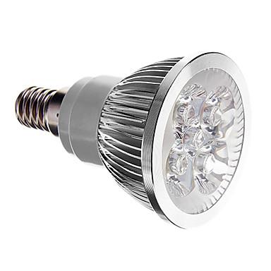 1pc 4 W 250-300LM E14 LED Spot Lampen 4 LED-Perlen Warmes Weiß / Kühles Weiß / Natürliches Weiß 110-240 V