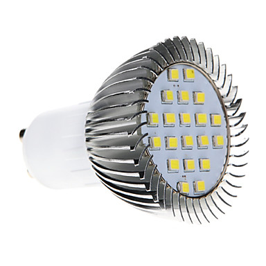 5W GU10 LED klipaste žarulje MR16 20 SMD 2835 370-430 lm Hladno bijelo AC 220-240 V