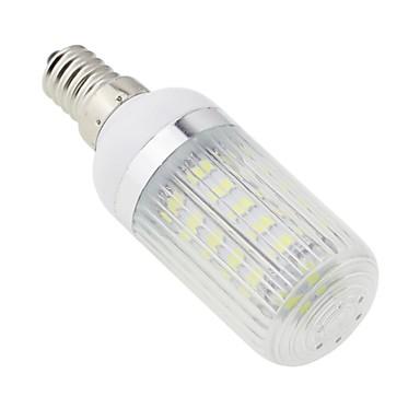 5500-6500 lm E14 Becuri LED Corn T 36 led-uri SMD 5730 Alb Rece AC 220-240V