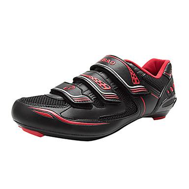 Tiebao® Pantofi de Cursieră Pantofi de Ciclism Bărbați Pentru femei Unisex Anti-Alunecare Uscare Rapidă Ultra Ușor (UL) Respirabil