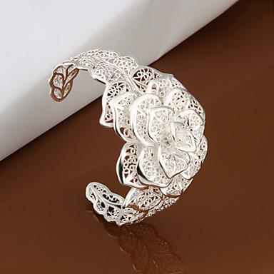 Dames Armband - Stijlvol Zilver Armbanden Voor Evenement / Feest Dagelijks gebruik