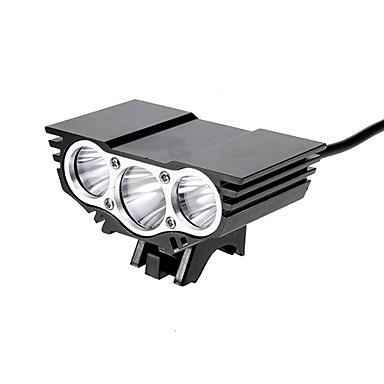 Pandelamper 3800 Lumens 4.0 Tilstand Cree XM-L2 U2 C-Celle Vanntett / Genopladelig Multifunktion Aluminiums Legering