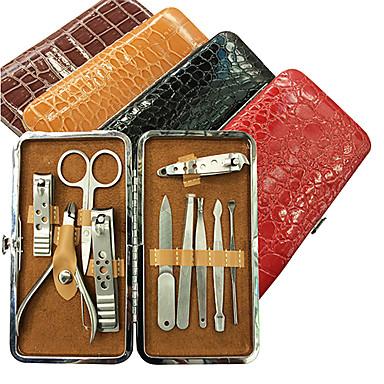 Nagel Kunst Leder und Metall Crafting Besondere Utensilien Plätzchen-Werkzeuge Scheren & Clippers Werkzeuge Sets Klassisch Gute Qualität