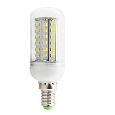 12W E14 LED Corn Lights T 102 SMD 2835 750 lm Cool White Decorative AC 220-240 V