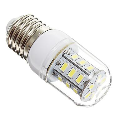 1pc 3 W 270 lm E14 / E26 / E27 LED Mais-Birnen 24 LED-Perlen SMD 5730 Warmes Weiß / Kühles Weiß 220-240 V