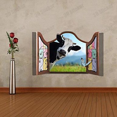 3D Wall Stickers 3D Wall Stickers Decorative Wall Stickers, Vinyl Home Decoration Wall Decal Wall