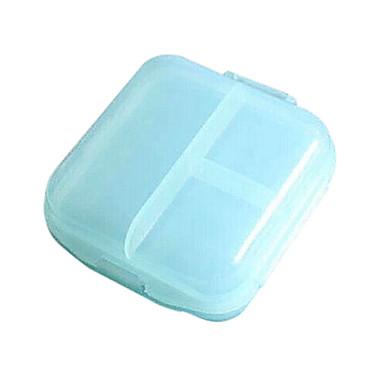 Plastična kutija Kutija za šminku Jednobojni