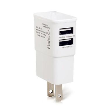 universal Dual USB ne conectați adaptorul de ca pentru iphone 6 iphone 6 plus / iPad / iPod (culori asortate)