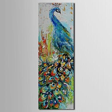 Pictat manual Animale pânză Hang-pictate pictură în ulei Pagina de decorare Un Panou