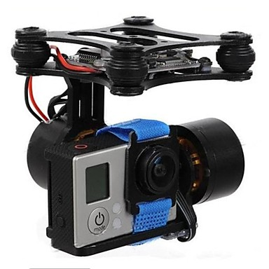 GoPro příslušenství,Blesk Gimbal PřipevněníPro-Akční kamera,Gopro Hero 2 GoPro Hero 5 kov
