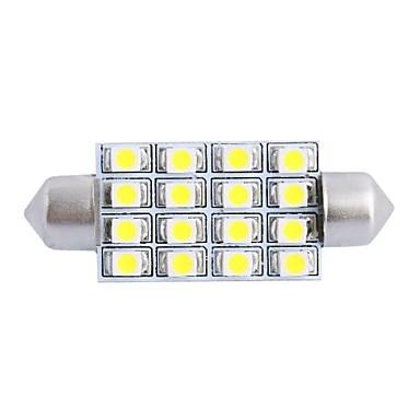 SO.K 1 Stück Auto Leuchtbirnen 4 W SMD LED- Innenbeleuchtung